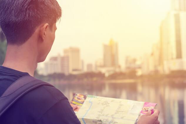 超簡単!マイマップで自分専用の旅行地図を作ろう!