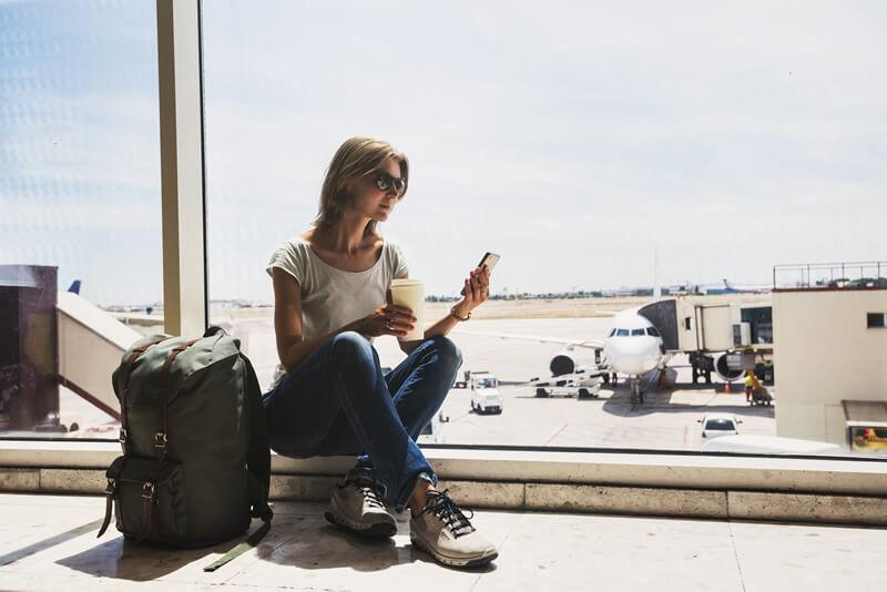 海外の空港で乗り継ぎ!注意点と楽しみ方とは