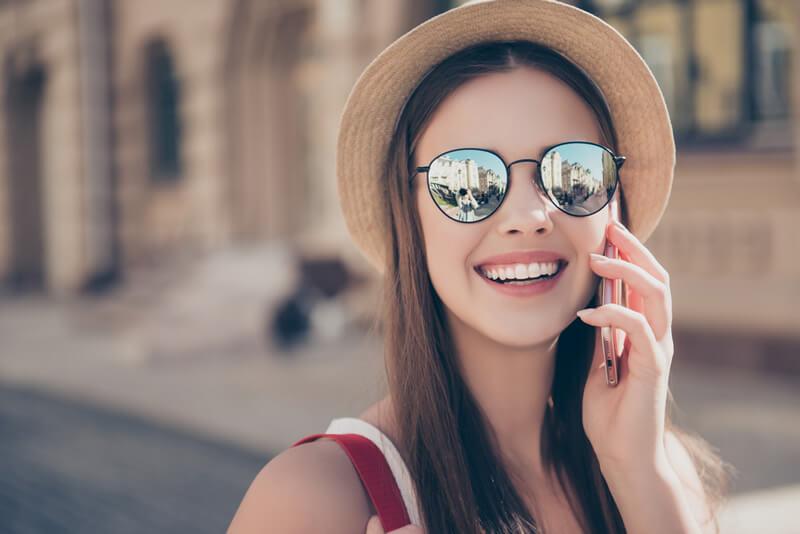 海外携帯をレンタルしたら… 電話のかけかたをチェック!