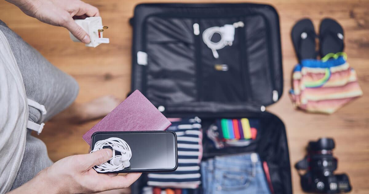 目指すは忘れ物ゼロ!出発前にチェックすべき海外旅行の持ち物リスト