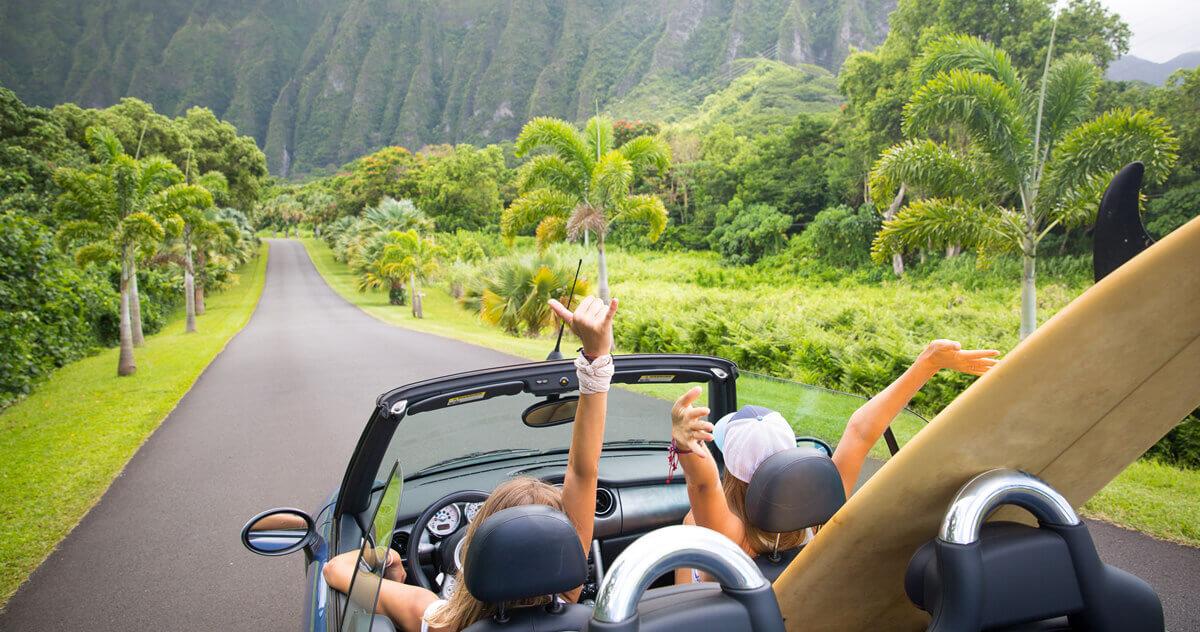 好きな場所に行ける!海外旅行でレンタカー&カーナビを活用する方法
