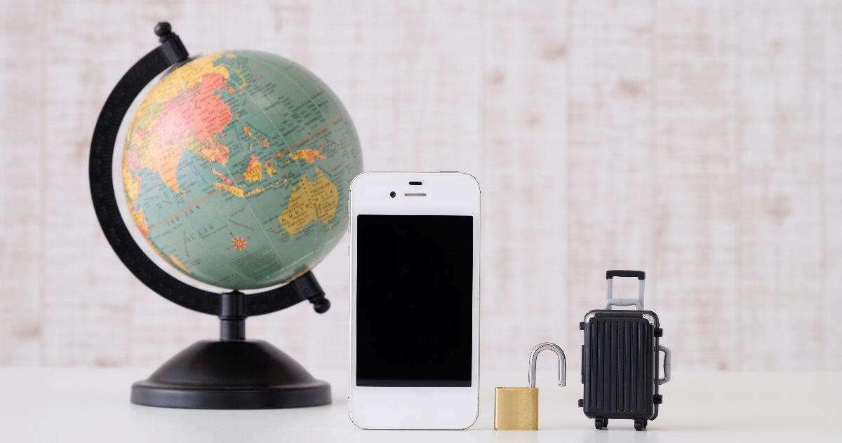 格安スマホユーザー必見!現地SIMカードで海外旅行中もネットを快適に