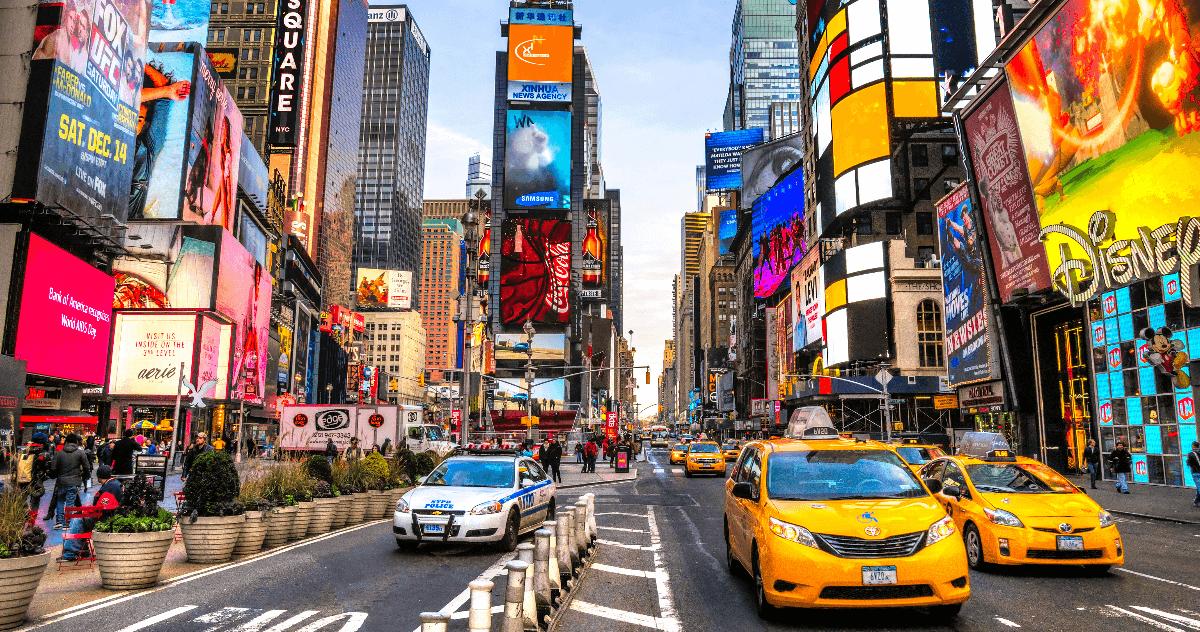 ニューヨークではカード払いが基本!現地で使う現金の目安を解説