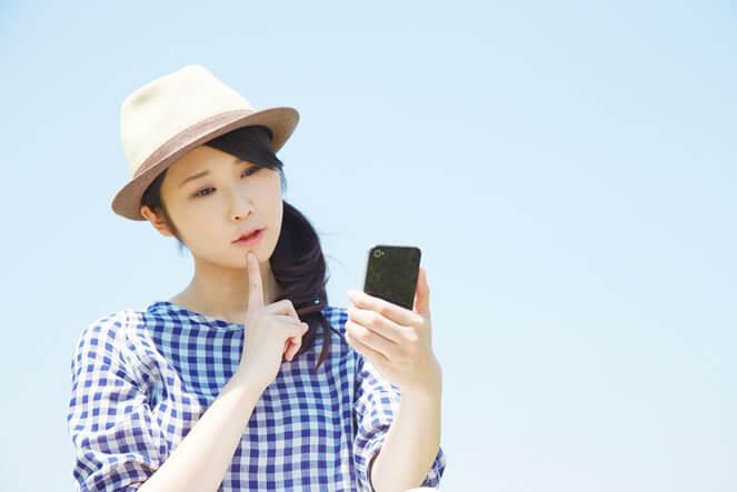 携帯電話やスマートフォンの電波は上空まで届くのか