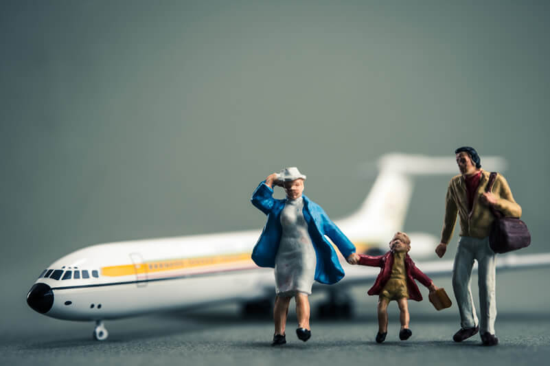 子供と旅行はいつから楽しめる?国内旅行&国外旅行に行くタイミングの見極め