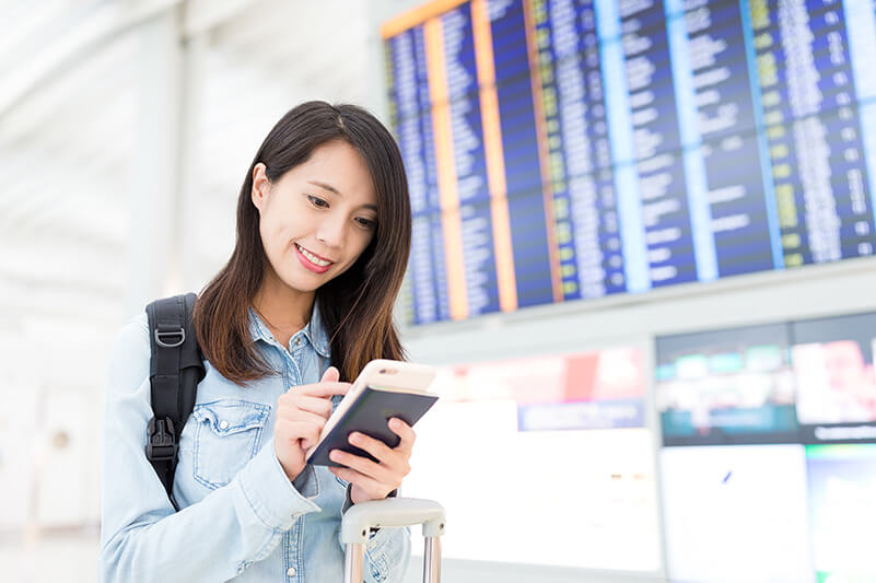 【海外レンタルWiFi】複数の国を周遊する時の注意