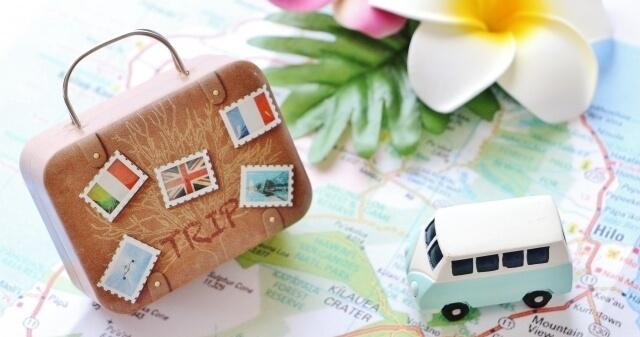 旅行のお供!スーツケースをデコレーションしてオリジナル仕様にしよう!